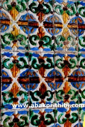 Moorish Tiles pattern of Spain (20)