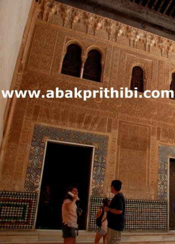 Moorish Tiles pattern of Spain (3)