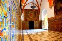 Moorish Tiles pattern of Spain (6)