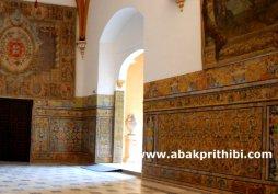 Moorish Tiles pattern of Spain (8)