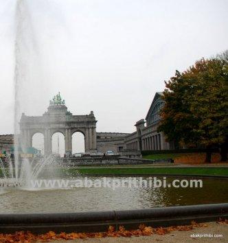Parc du Cinquantenaire, Brussels, Belgium (3)