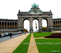 Parc du Cinquantenaire, Brussels, Belgium (6)