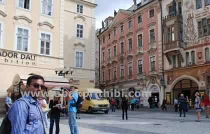 Salvador Dalí Museum, Old Square, Prague, Czech Republic (1)