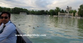 The Buen Retiro Park, Madrid, Spain (2)