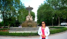 The Buen Retiro Park, Madrid, Spain (4)