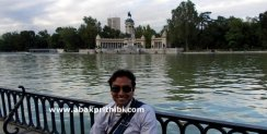 The Buen Retiro Park, Madrid, Spain (8)