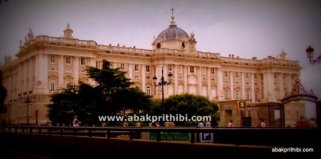 Royal Palace of Madrid, Spain (2)