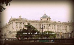 Royal Palace of Madrid, Spain (3)