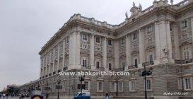 Royal Palace of Madrid, Spain (6)