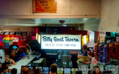 The Billy Goat Tavern, Chicago, Illinois (8)