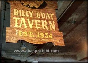 The Billy Goat Tavern, Chicago, Illinois