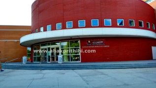 The Gerald Ratner Athletics Center, The University of Chicago