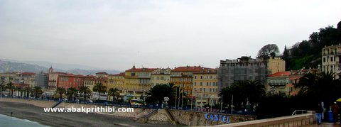 The Castle Hill or Colline du Chateau, Nice, France (1)