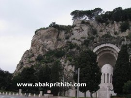The Castle Hill or Colline du Chateau, Nice, France (5)