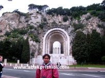 The Castle Hill or Colline du Chateau, Nice, France (6)