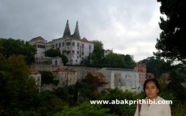 The Gothic Style National Palace of Sintra, Portugal (2)