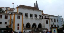 The Gothic Style National Palace of Sintra, Portugal (3)