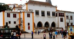The Gothic Style National Palace of Sintra, Portugal (4)