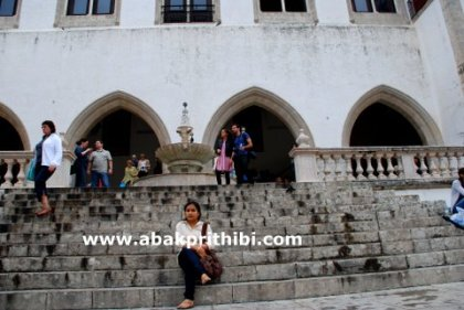 The Gothic Style National Palace of Sintra, Portugal (5)