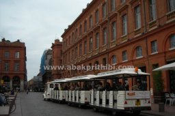 The little train, Toulouse, France (2)