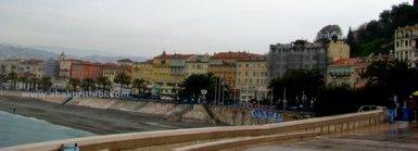 The Promenade des Anglais, Nice, France (1)