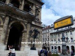 The Millennium Underground, Budapest (2)