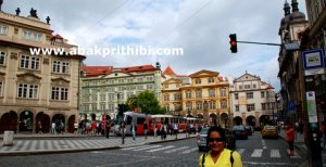 The Prague tramway (1)