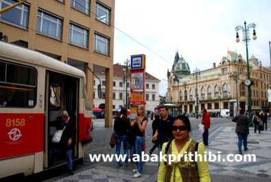 The Prague tramway (2)