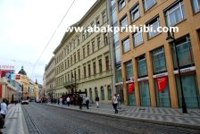 The Prague tramway (3)