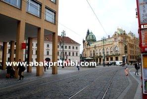 The Prague tramway (4)
