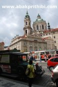 The Prague tramway (5)