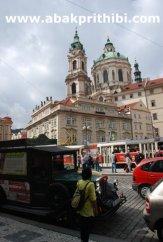 The Prague tramway (5)