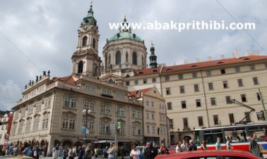 The Prague tramway (6)