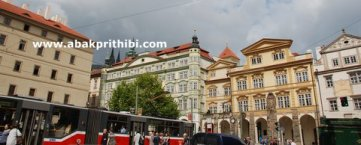 The Prague tramway (8)