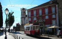 Tram of Lisbon, Portugal