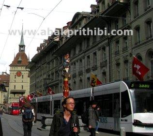 Trams in Bern, Switzerland (4)
