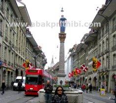 Trams in Bern, Switzerland (5)