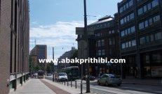 Trams in Helsinki, Finland (4)