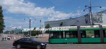 Trams in Helsinki, Finland (6)