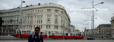 Trams in Vienna (10)