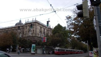 Trams in Vienna (2)