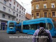 Zagreb tram, Croatia (1)