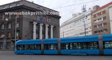 Zagreb tram, Croatia (2)