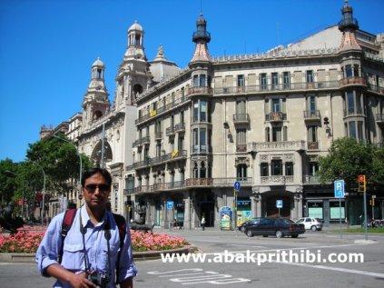 Gran Via de les Corts Catalanes, Barcelona, Spain (4)