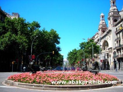 Gran Via de les Corts Catalanes, Barcelona, Spain (5)