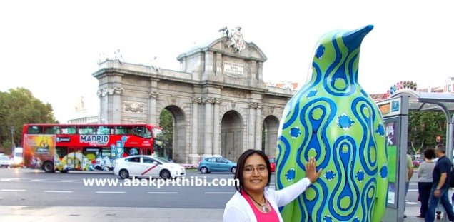 Puerta de Alcalá, Madrid, Spain (2)