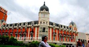 Building near Plaza de España, Madrid, Spain (8)