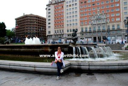 Plaza de España, Madrid, Spain (2)