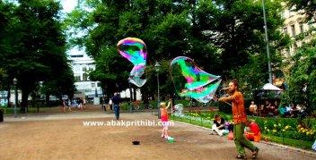 Rainbow in Bubbles, Helsinki (3)