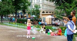 Rainbow in Bubbles, Helsinki (5)